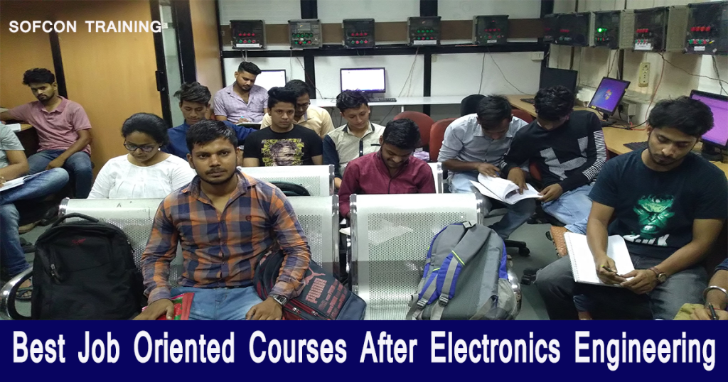 job oriented courses after electronics engineers